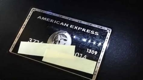 how to make american express card american express centurion card replicas