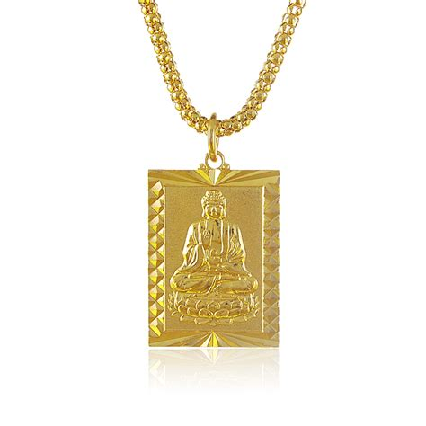 buddha necklace buy wholesale gold buddha necklace from china gold