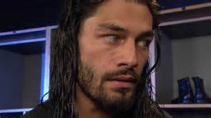 what happened to roman reigns eyes squaredcircle