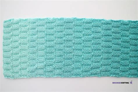 b knit learn how to knit the basketweave knit scarf from