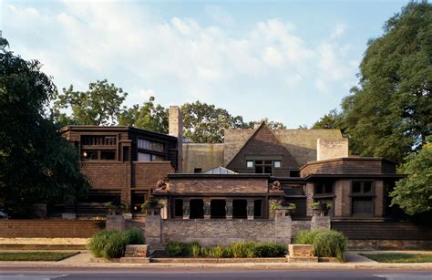 frank lloyd wright architecture style frank lloyd wright home studio 183 buildings of chicago