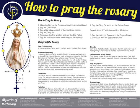 how to pray rosary how to pray the rosary our of fatima