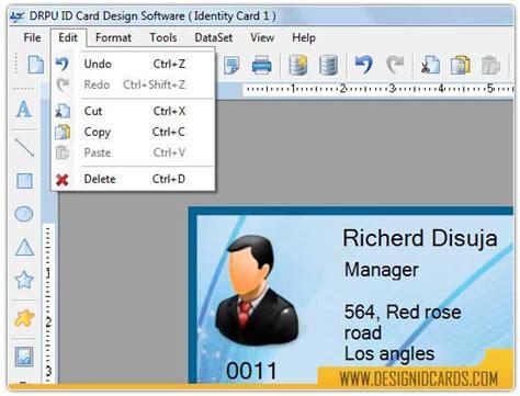 id card make id generator mac