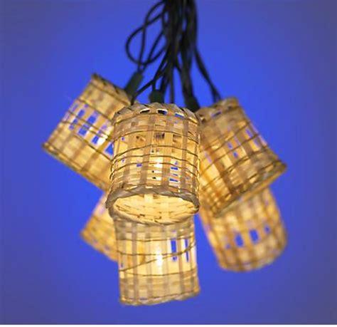 bamboo string lights 14 string lights ideas a sharp eye