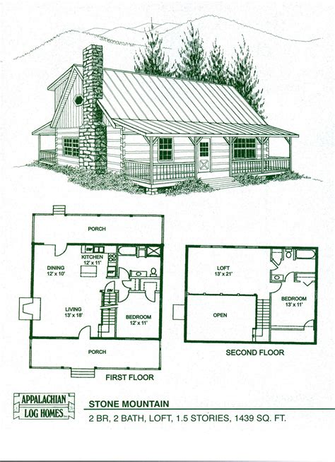 small cabins with loft floor plans cabin home plans with loft log home floor plans log