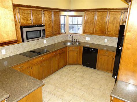corner kitchen sink cabinets interior design 17 tile flooring ideas for living room