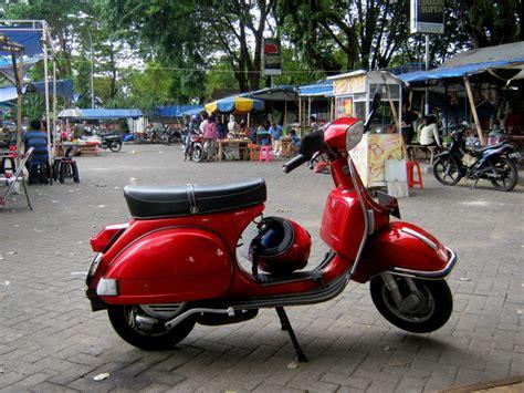 Vespa Modif Harley by The Gallery For Gt Vespa Px 150 Modif