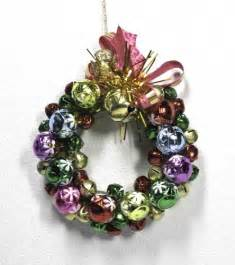 jingle bell wreath jingle bell wreath ornament the artful crafter