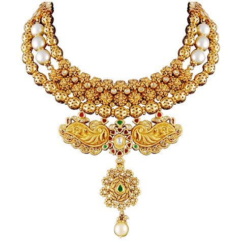 jewelry gold gold necklace luxury transparent png stickpng