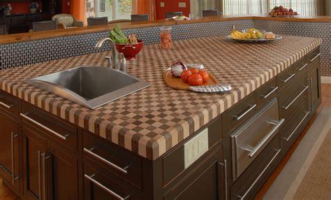 kitchen counter islands custom wood butcher block island countertops for kitchens