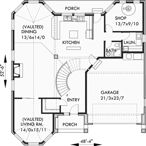 house with attic floor plan brick house plans curved stair attic dormer small