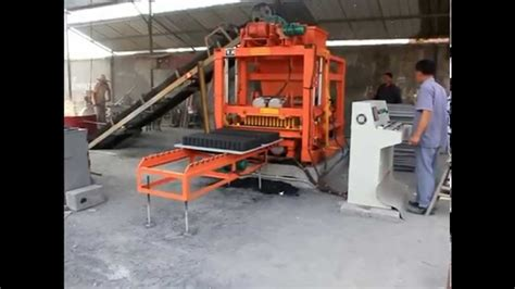 machinery for sale qtj4 26c used concrete block machine for sale