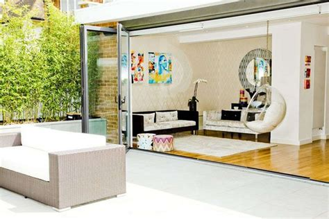 white modern outdoor furniture applying the modernity from the outside by purchasing the