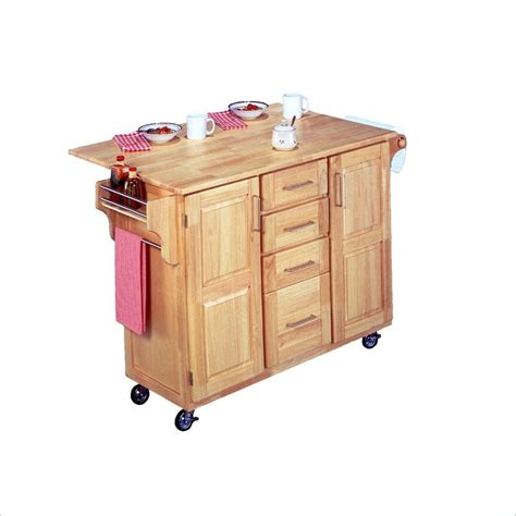 home styles kitchen island with breakfast bar home styles furniture breakfast bar kitchen cart ebay