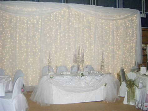 drapes and lights for weddings wedding curtain lights unique wedding ideas and