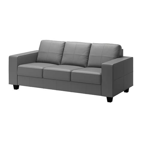 ikea sofa leather skogaby sofa glose bomstad gray ikea