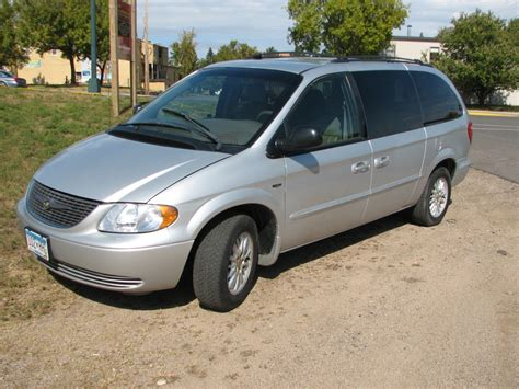 2002 Chrysler Town And Country by 2002 Chrysler Town And Country Photos Informations