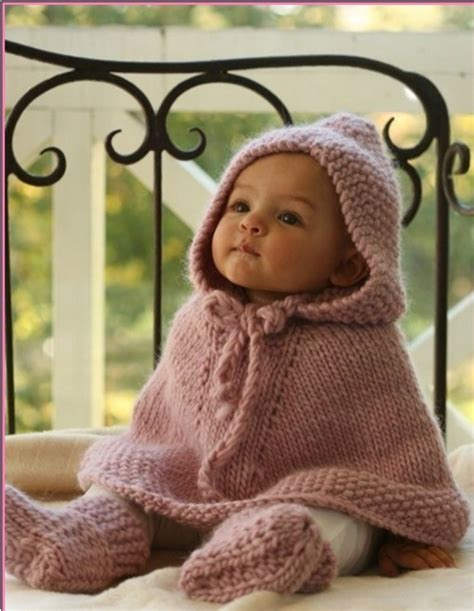 knit child poncho patterns free 20 free amazing crochet and knitting patterns for cozy