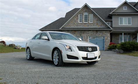 2013 Cadillac Ats Review by 2013 Cadillac Ats 2 5l Review Car Reviews