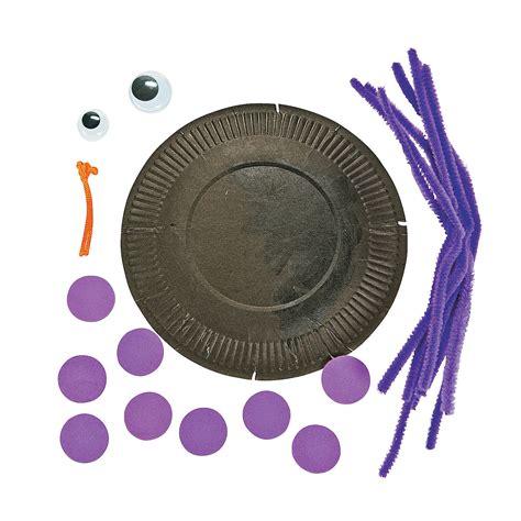 paper plate spider craft trading spider crafts