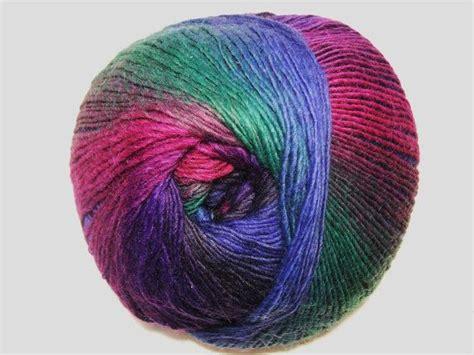 viking knitting with yarn nordlys 965 viking of yarn superwash wool one skein