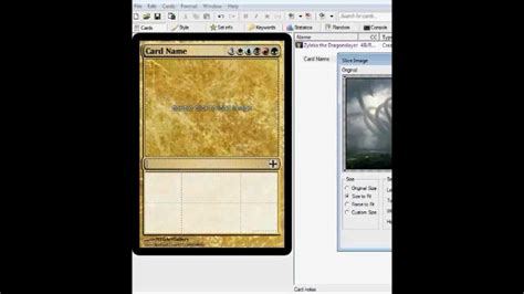 make your own magic cards how to make your own magic the gathering cards
