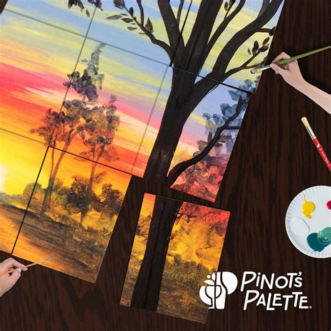 paint nite livermore pinot s palette livermore california localdatabase