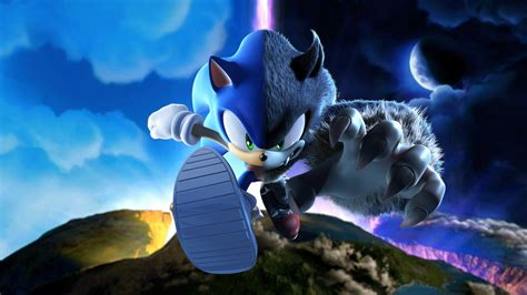 sonic unleashed sonic unleashed wallpaper by midniteandbeyond on deviantart