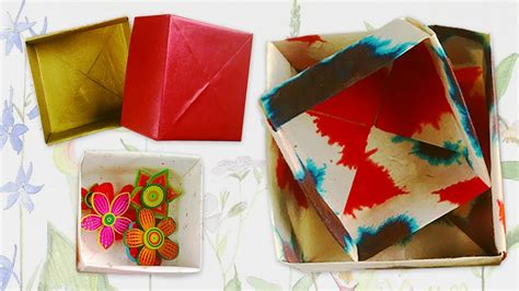 origami gifts for him origami box diy s day gift ideas for him