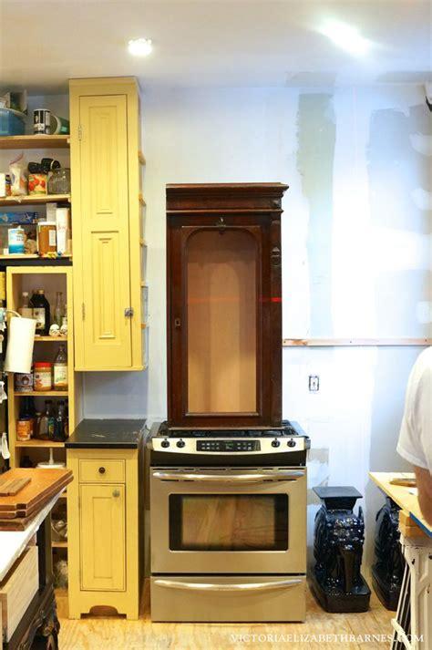 diy repurposed kitchen cabinets