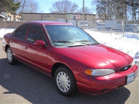 free auto repair manuals 1995 ford contour parental controls service manual car owners manuals for sale 1996 ford contour parental controls totaled 1996