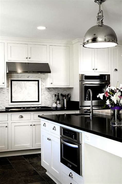 black and white kitchens black and white kitchens ideas photos inspirations
