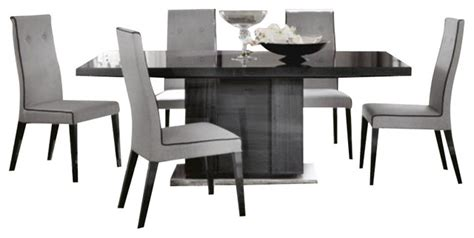 modern furniture dining sets alf monte carlo 7 dining set modern dining sets