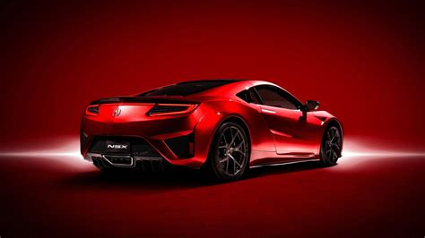 Car Wallpaper 2017 by Acura Nsx 2017 2 Wallpaper Hd Car Wallpapers Id 6576
