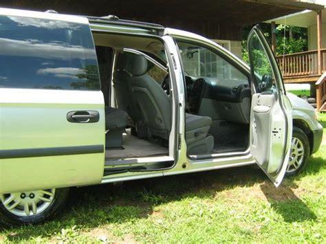how petrol cars work 2006 dodge caravan engine control sell used 2006 dodge caravan mini van 2 4 gas saver engine in patriot ohio united states