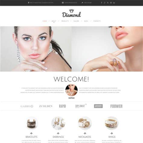 jewelry websites jewelry website templates