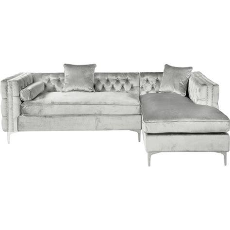 silver sectional sofa silver sectional sofa 28 images silver sectional sofa