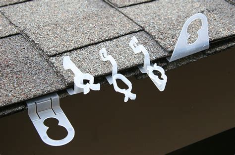 metal roof light clip hanging lights