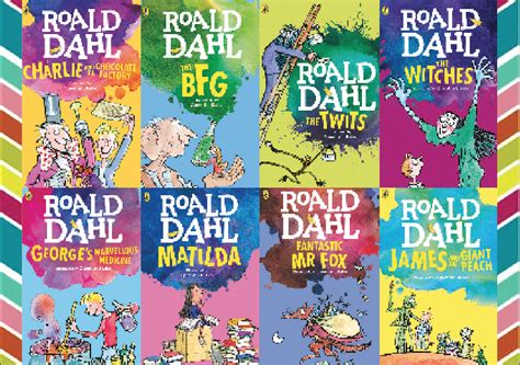 roald dahl pictures of his books author of the month display roald dahl teacha