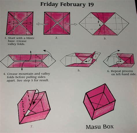 origami box steps box origami 171 embroidery origami