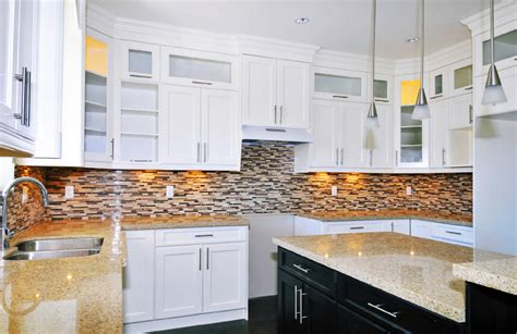 kitchen backsplash ideas for cabinets kitchen backsplash ideas with white cabinets colors