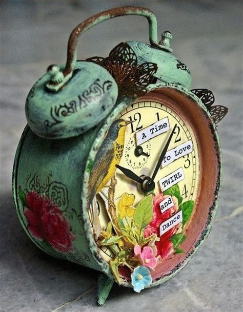 small clocks for craft projects 17 best ideas about in on