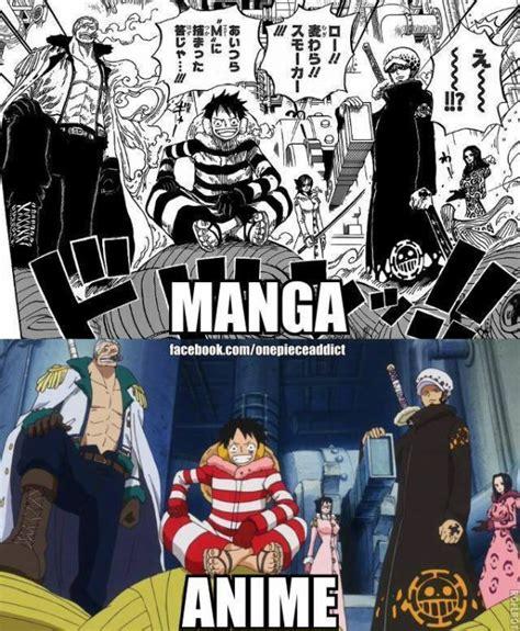 one anime vs vs anime one