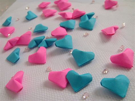 mini origami hearts origami mini comot