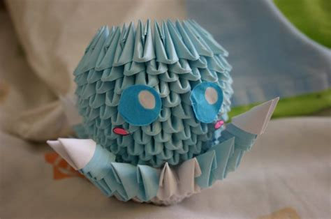 3d triangle origami 3d triangle origami octopus by crystallizedjello on deviantart