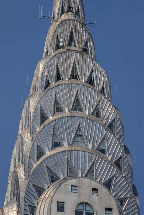 Chrysler Building Top by New York Architecture Photos Chrysler Building