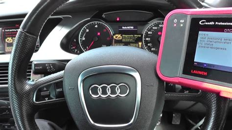 Audi Airbag Light by Audi A4 Airbag Light Turn Reset Crp123
