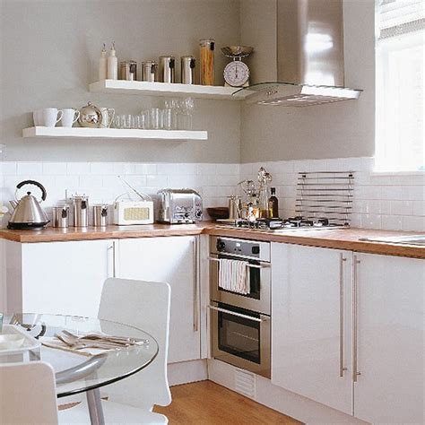 15 white small kitchen designs and decorating ideas kitchen diner with white units and glass table