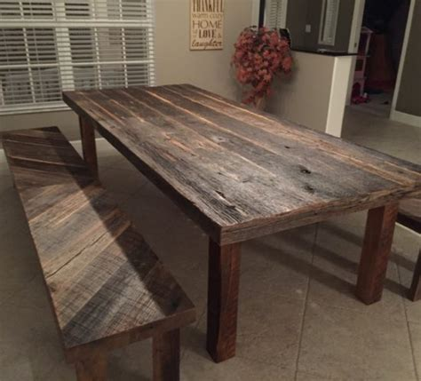 dining room tables wood orlando reclaimed wood tables custom wood tables