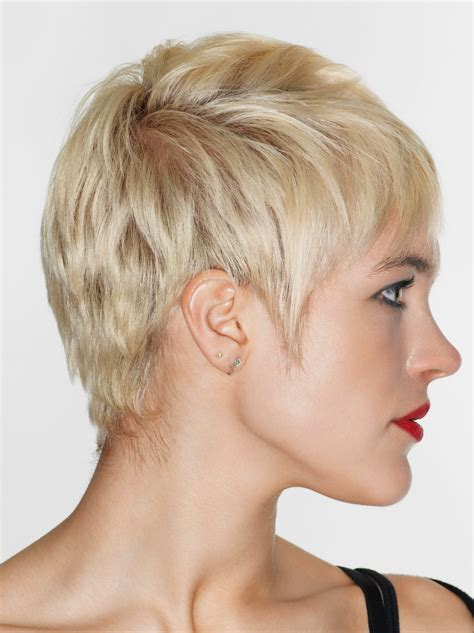 pixie haircuts for triangular faces hair style for triangular face women